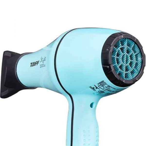 Secador de cabelo Profissional Taiff Style 2000W Azul
