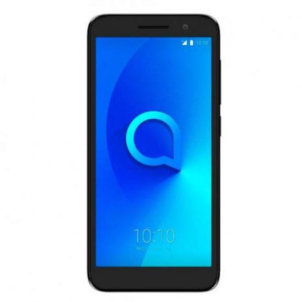 Smartphone Alcatel 1 5033J Tela de 5 Android Oreo 8GB 8MP Dual Chip Preto