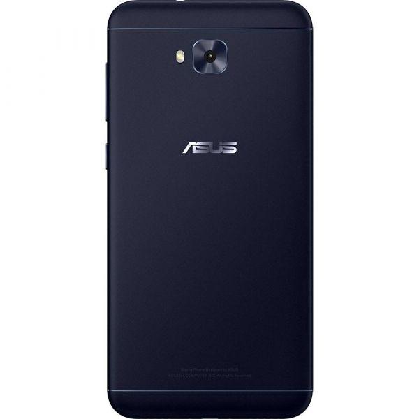 Smartphone Asus Zenfone 4 Selfie ZB553KL Dual Chip Android 7 Tela 5.5 Snapdragon 64GB 4G Câmera Traseira 16MP Dual Frontal 20MP + 8MP Preto