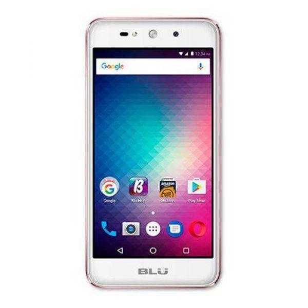 Smartphone Blu Grand X G090Q Dual Chip 8GB Tela HD 5.0 Câmera 5MP Android 6.0 Rosa