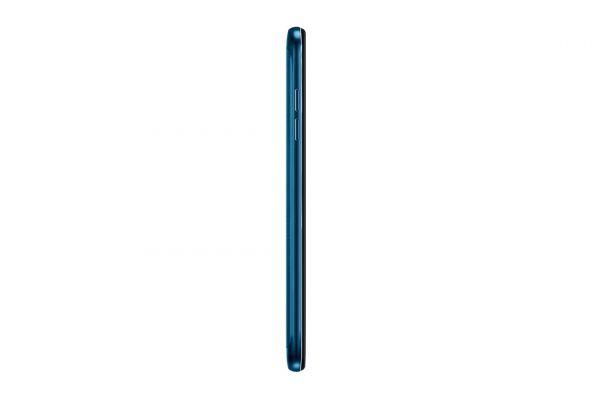 Smartphone LG K11+ 32GB Dual Chip Android 7.0 Tela 5.3 Octa Core 1.5 Ghz 4G Câmera 13MP Azul