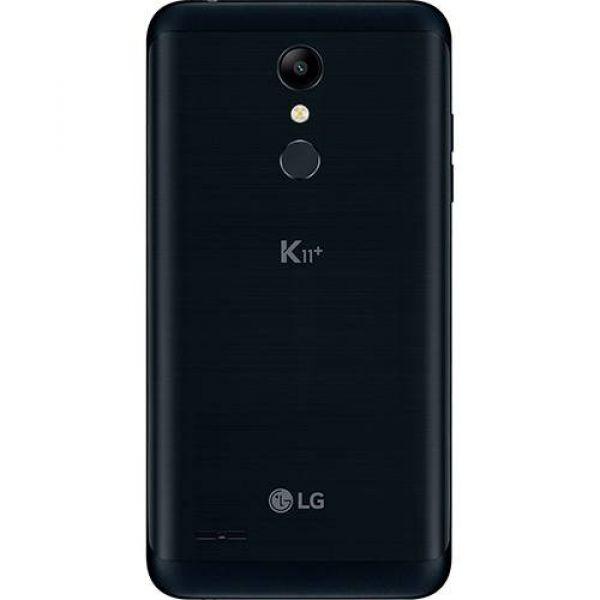 Smartphone LG K11+ 32GB Dual Chip Android 7.0 Tela 5.3 Octa Core 1.5 Ghz 4G Câmera 13MP Preto