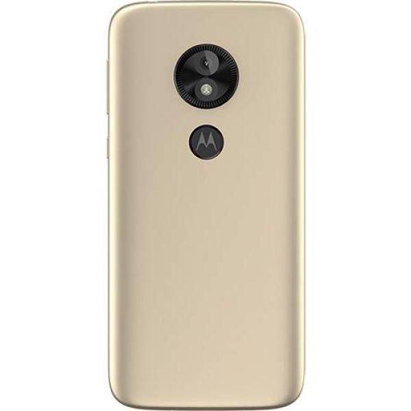 Smartphone Motorola Moto E5 Play 16GB Dual Chip Android 8.1.0 versão Go Tela 5.3 Qualcomm Snapdragon 425 4G Câmera 8MP Dourado