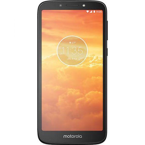 Smartphone Motorola Moto E5 Play 16GB Dual Chip Android 8.1.0 versão Go Tela 5.3 Qualcomm Snapdragon 425 4G Câmera 8MP Preto