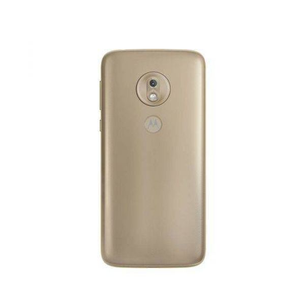 Smartphone Motorola Moto G7 Play 32GB Dual Chip Android Pie 9.0 Tela 5.7 1.8 GHz Octa-Core 4G Câmera 13MP Ouro