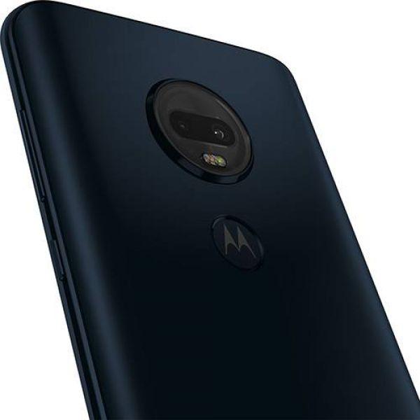 Smartphone Motorola Moto G7 Plus 64GB Dual Chip Android Pie 9.0 Tela 6.3 1.8 GHz Octa-Core 4G Câmera 16MP F1.7 + 5MP F1.9 (Dual Cam) Índigo