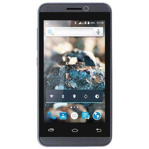 Smartphone Rockcel Quartzo Up 8GB com Dual Chip Tela 4.5 3G Wi-Fi 5MP Preto