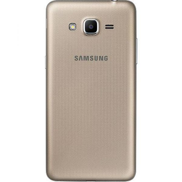 Smartphone Samsung Galaxy J2 Prime G532M Dual Chip Android 6.0.1 Tela 5 Quad-Core 1.4 GHz 16GB 4G Câmera 8MP Dourado