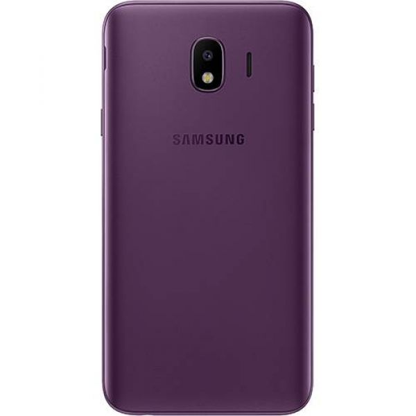 Smartphone Samsung Galaxy J4 32GB Dual Chip Android 8.0 Tela 5.5 Quad-Core 1.4GHz 4G Câmera 13MP Violeta