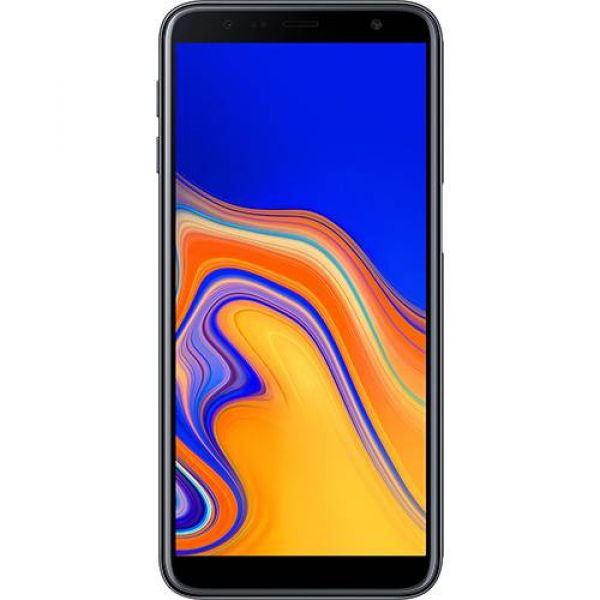 Smartphone Samsung Galaxy J6+ 32GB Dual Chip Android Tela Infinita 6 Quad-Core 1.4GHz 4G Câmera Dupla 13+5MP Preto