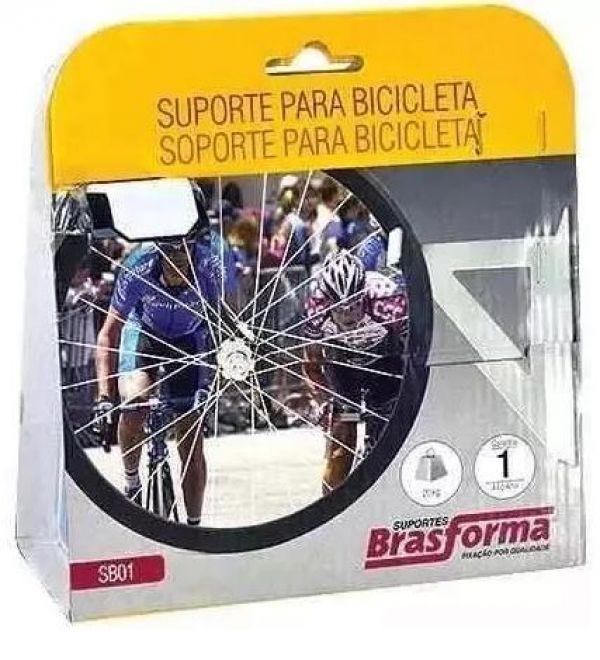 Suporte para Bicicleta SB01 - Brasforma