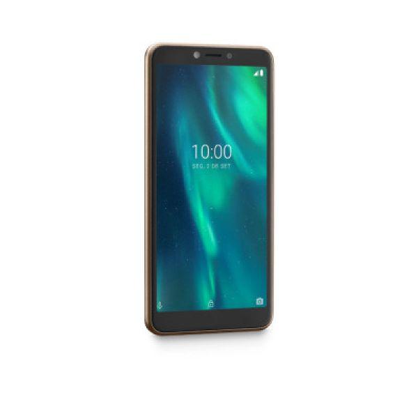 Smartphone Multilaser F NB770 Dourado 3G 16GB