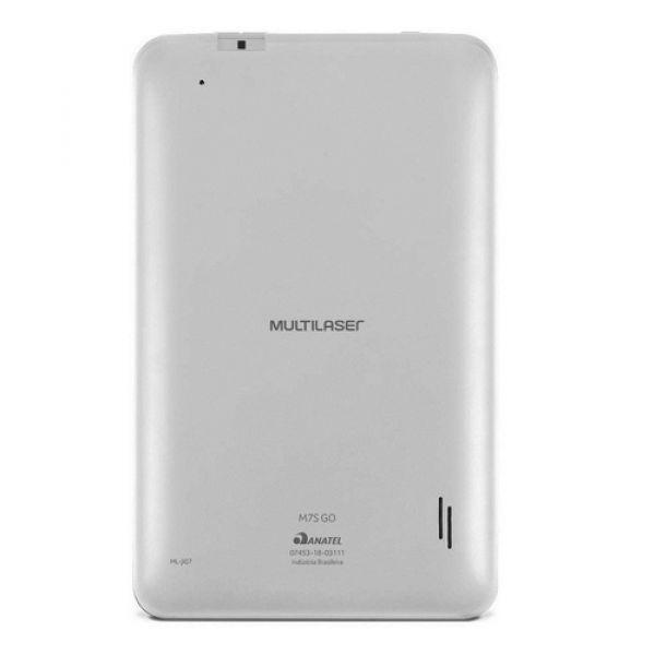 Tablet Multilaser M7S GO 16GB NB317 Branco