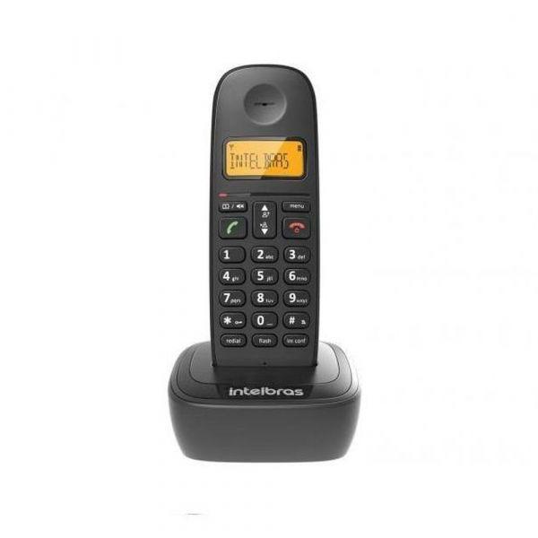 Telefone Fixo Sem Fio Intelbras Digital com Identificador de Chamadas TS2510
