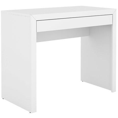 Mesa para Computador Tecno Mobili ME4107 com 1 Gaveta Branco