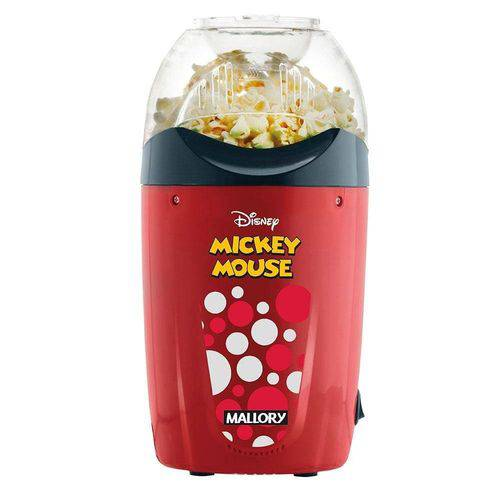 Pipoqueira Elétrica Mallory Disney Mickey Mouse 220V