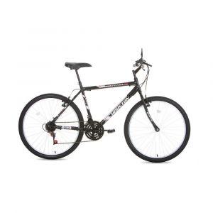 Bicicleta Houston Foxer Hammer Aro 26''  Preto