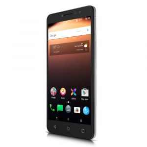 Smartphone Alcatel A3 XL Max Cinza Tela 6 IPS HD, 32GB, 3GB RAM, Quad-Core, Android 7.0, Câmera 8MP + Frontal de 5MP, Bateria 3000Mah