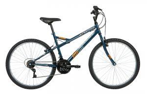Bicicleta Caloi Montana Aro 26 21 Marchas MTB - Chumbo