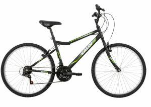 Bicicleta Caloi Twister 21 marchas Aro 26 Preta