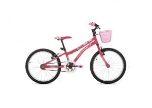 Bicicleta Houston Nina Aro 20 Rosa