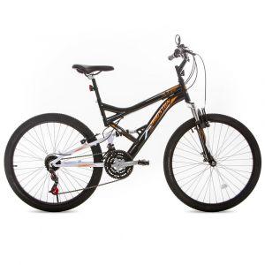 Bicicleta Houston Stinger Aro 26 Preta