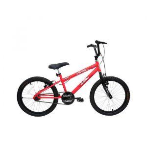 Bicicleta Infantil Aro 20 Cairu Bella Girl Pink/Neon