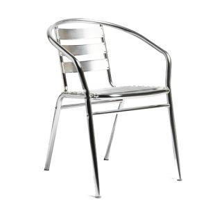 Cadeira Alegro para Ambiente Externo R-1000 Aluminio