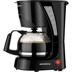 Cafeteira Elétrica Mondial C-25 Pratic 14 - Preta