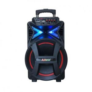 Caixa Amplificada Amvox ACA292 290W Bluetooth USB FM