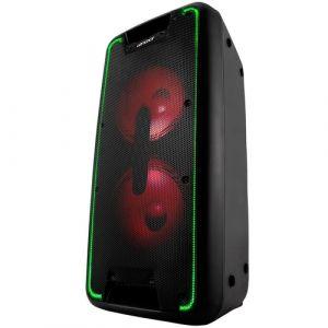 Caixa de Som Amplificada Lenoxx CA360 Portátil USB 600W USB Bluetooth Bivolt