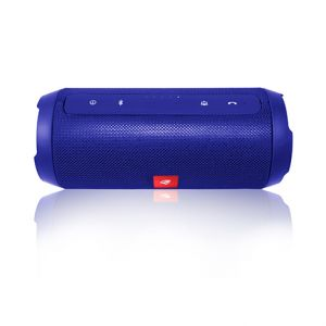 Caixa de Som Portatil Speaker Bluetooth Pure Sound SP-B150 C3Tech Azul