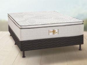 Cama Box Conjugada Casal Reconflex Double Flex Pillow 52x188x138