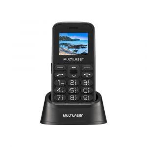 Celular Multilaser Vita com Base Preto - P9121