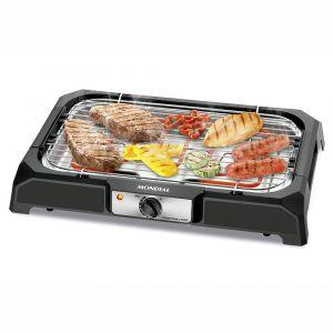 Churrasqueira Elétrica Mondial Grand Steak & Grill CH-05 com Controle de Temperatura 220V