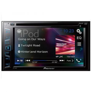 Dvd Player Automotivo Pioneer Avh-298bt Bluetooth Usb 2 Din 6.2