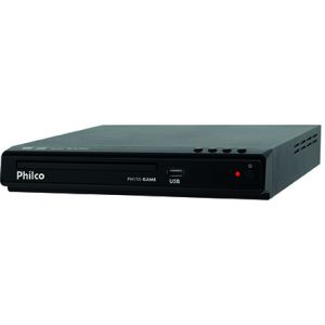 DVD Player Philco PH150 com USB Função Game 2 Joysticks