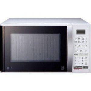 Forno Microondas LG MS2355RA Easy Clean 23 Litros Branco