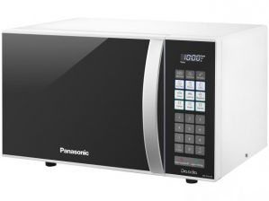 Forno Microondas Panasonic 21L Espelhado ST27JW