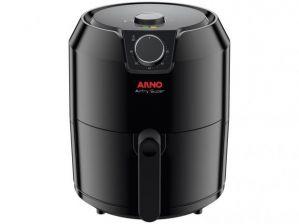 Fritadeira Elétrica Arno Airfry Super BFRY Preta 4,2L com Timer