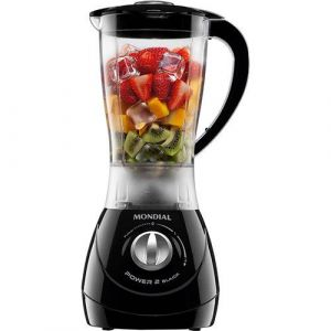 Liquidificador Mondial Power 2 Black L28 350W