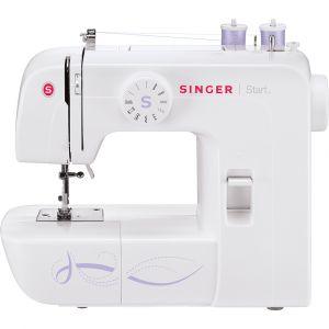 Máquina de Costura Mecânica Singer Start 1306 Branca 220V