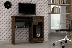 Mesa para Computador Magno Zambee Cafe/Fosco