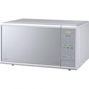 Microondas LG MS3059LA Prata com Frente Espelhada 30 Litros 220V