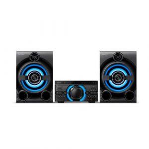Mini System Sony MHC-M60D com DVD integrado, 1600 W RMS M60D