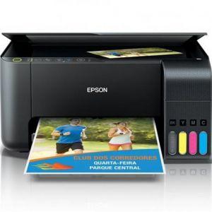 Multifuncional Epson Tanque De Tinta Colorida Bivolt - L3150