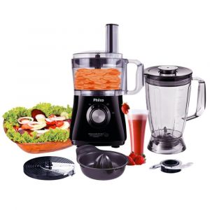 Multiprocessador Philco All in One Citrus 800W Preto 220V