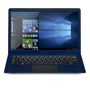 Notebook Legacy Air Intel Dual Core Windows 10 4GB Tela Full HD 13.3 Pol. Azul Multilaser - PC207