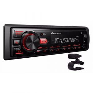 Radio Auto Pioneer Mvh-298bt Bluetooth/Mp3/Usb/Android/Flac