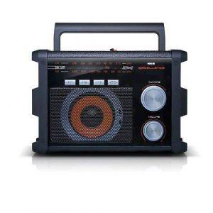 Rádio Portátil AC-128 AM/FM/SW NKS Excellence Bivolt
